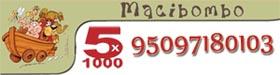 5x1000 Macibombo Onlus