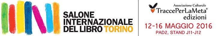 TraccePerLaMeta Edizioni presente al XXIX Salone Internazionale del Libro di Torino