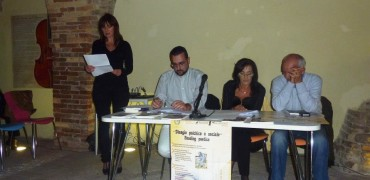 "Video – Reading poetico ""Disagio psichico e sociale"", San Benedetto del Tronto (AP)"