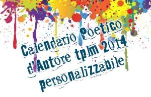 calendario poetico d'autore tplm 2014_2