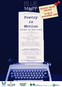 Poetry Teatro Verdi Novembre 2013