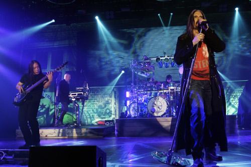 Dream Theater  -Tour 2014-Obihall -Firenze 21-01-2014