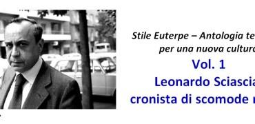 30.6.2014 – Stile Euterpe – Antologia tematica per una nuova cultura – Vol1