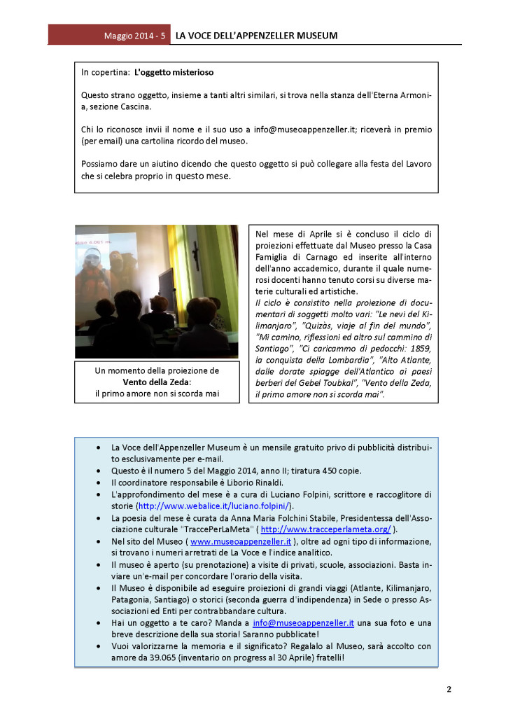 2014 05 01 La Voce_Pagina_2