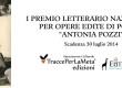 """Scadenza 30.7.2014 – I Premio Letterario Nazionale per Opere Edite di Poesia """"Antonia Pozzi"""""""