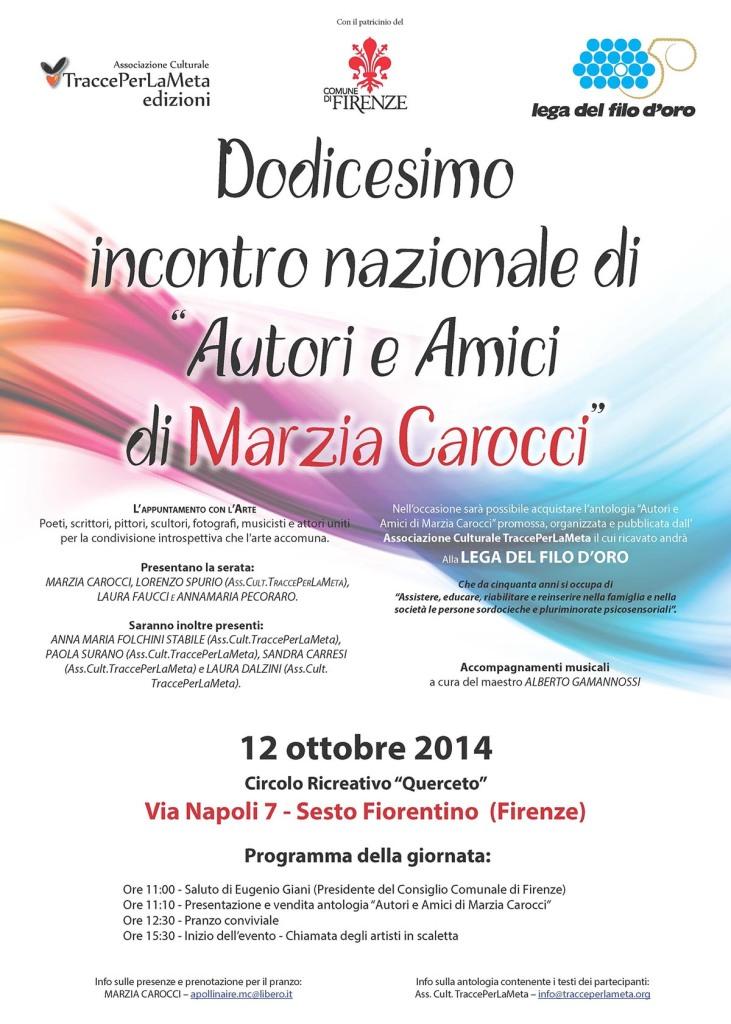 Autori_e_Amici_di_Marzia_Carocci_locandina