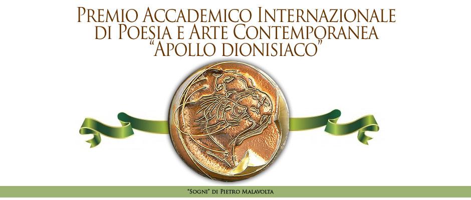 logo Premio Apollo dionisiaco