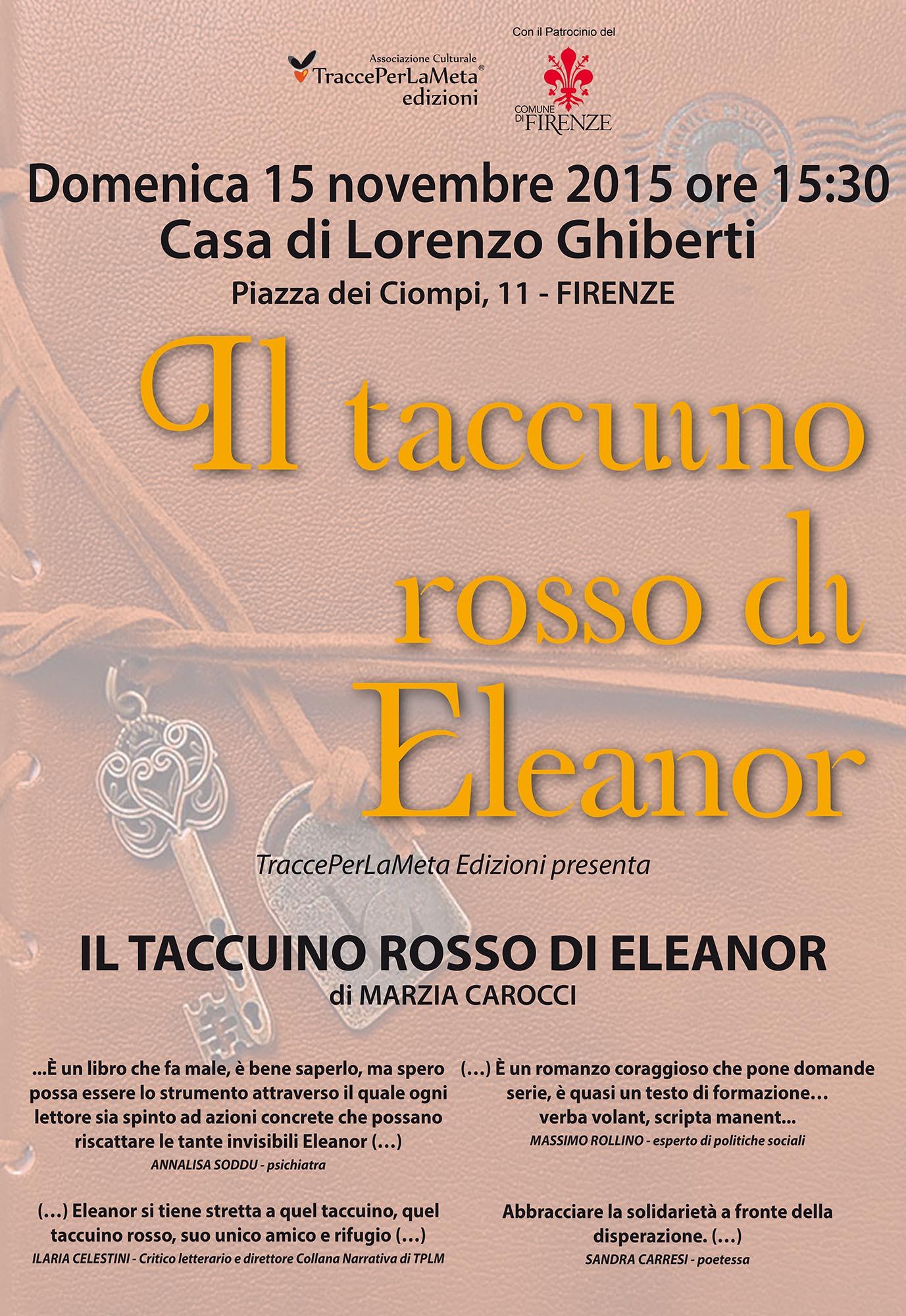 20151115_locandina_Taccuino-Comune di Firenze