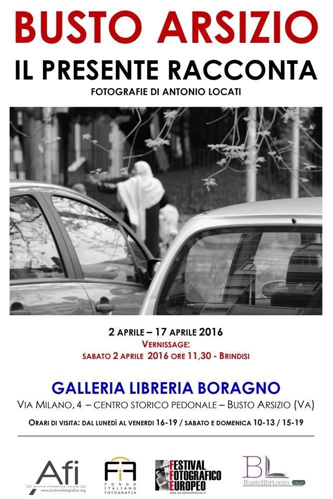 mostra Antonio Locati
