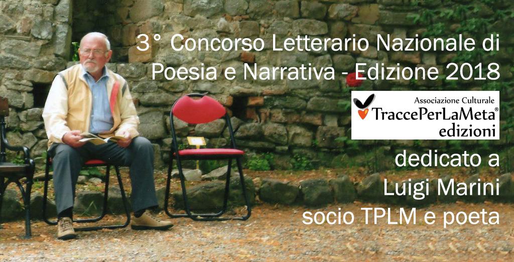3° Concorso Letterario Nazionale