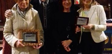 Rosanna Cavazzi e Maria Luisa Luraghi, Autrici di TraccePerLaMeta Edizioni vincitrici di premi