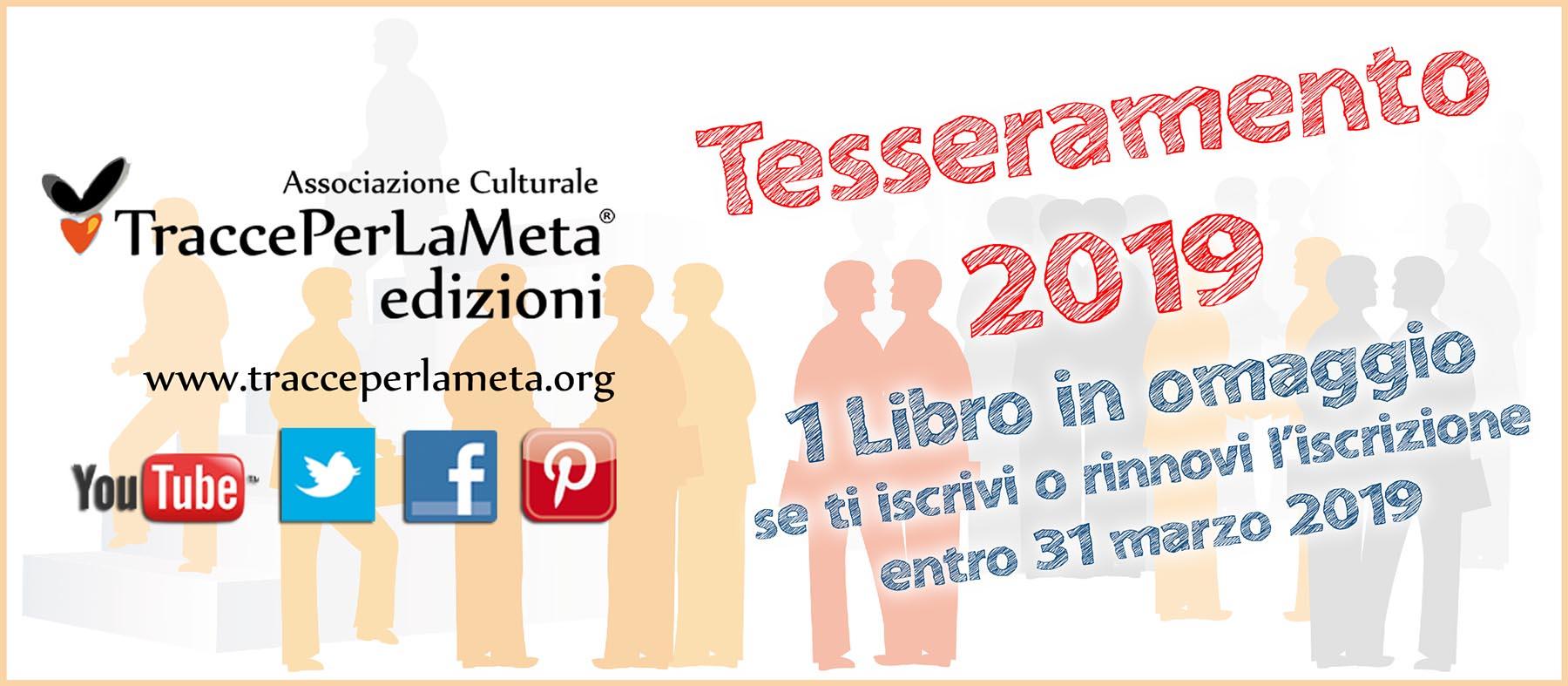 Come Associarsi Tracceperlameta Edizioni Associazione Culturale
