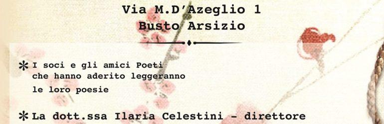 Tracce di Cultura – l'Inform@zione OnLine – Un pomeriggio di Poesia, Letteratura e Musica