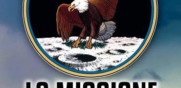 """In perfetta coincidenza con il prossimo anniversario del 20 luglio, a ricordare l'allunaggio avvenuto 50 anni fa attraverso ricordi, film e filatelia esce di Giuseppe Palumbo """"Missione Apollo 11"""""""